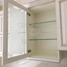 гравировка и фацет на стекле