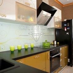 Кухонный фартук с фотопечатью