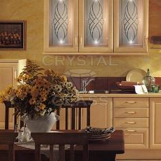 Мебельные (кухонные) фасады с гравировкой
