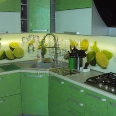 Кухонные фартуки (скинали) с фотопечатью