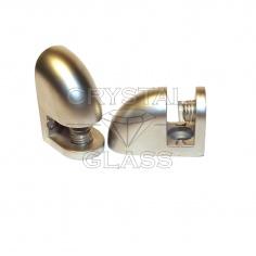 Крепление для стеклянной полки (сатин) (ОФ312)