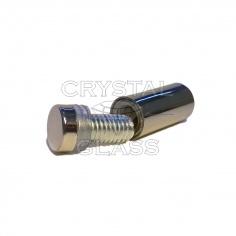 Дистанционное крепление (12*30) хром (ОФ886)