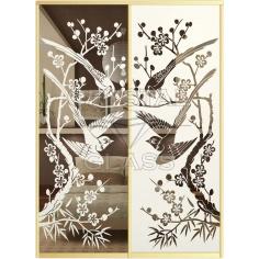 Деревья, Птицы