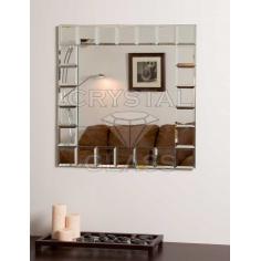 Зеркало комбинированое + фацетная плитка