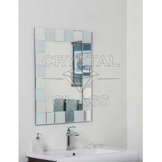 зеркало с плиткой