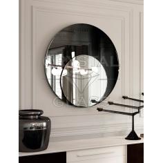 Зеркало комбинированное графит + серебро