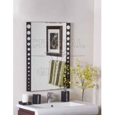 Зеркало с покраской со стороны амальгамы
