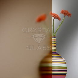 Матовое стекло (Сатин) бронза